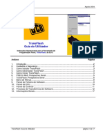 JCB TransFlash Portuguese User Guide - Issue 0.2.doc