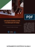 Letramento Estetico Na EJA e Na Educacao