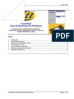 ITL TransFlash Portuguese Troubleshooting Guide - Issue 0.2