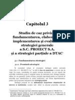Managementul strategic al organizatiei_3 STUDIU_PROIECT S.A.