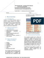 Práctica de laboratorio 1 I 2011 - Virtualización