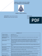 equipo 9. Tarjeta farmacológica de la dextrosa al 5%