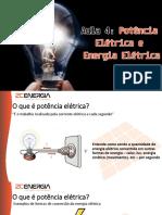 05 - Potência Elétrica e Energia Elétrica