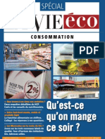Consommation édition juin 2009