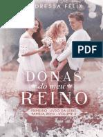 1 Donas do Meu Reino - Parte 2 - Família Reed - Andressa Felix
