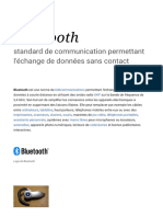 Bluetooth — Wikipédia