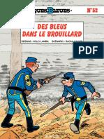 N°52 (DES BLEUS DANS LE BROUILLARD)