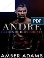 Heroes of Hope County 5 - Andre - Amber Adams