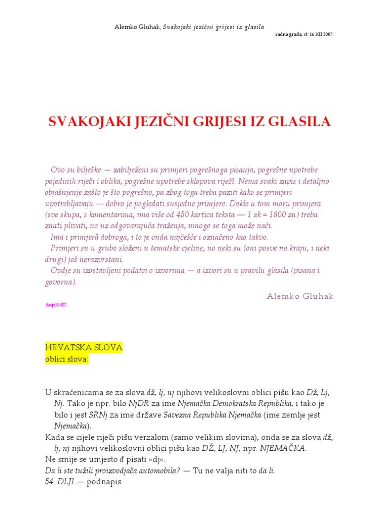 973f950f58ad1 Gluhak-A 20071216 svakojaki-jezicni-grijesi   BPL