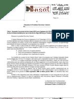 Proposition de stage PFE v