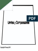 06 Comparadores y Limites
