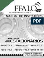 Manual Motor Buffalo 7.0