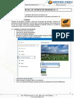 S3 - Interfaz de Windows 10 - II