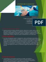 Diapositiva de anestesiologia unidas