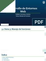 5.- PPT Unidad 03 Tema 03 2021 02 Desarrollo de Entornos Web (2351)