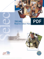 Tricare Reserve Select Handbook