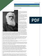 Biologia Charles Darwin e a teoria da evolução