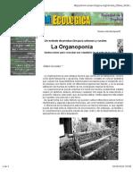 organoponia