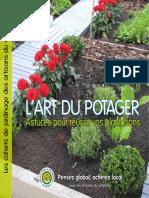 BROCHURE_L'Art Du Potager_par Horticulteurs Et Pepinieristes de France