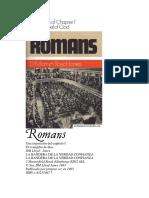 Romanos Una exposición del capítulo 1. DM Lloyd Jones