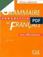Grammaire Progressive Du Francais_ Niveau Débutant ( PDFDrive )