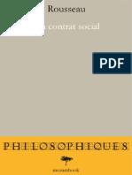 [Rousseau Jean-Jacques] Le Contrat Social(BookZZ.org)