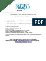 _appel_a_candidatures_vacataires_larache_2015_