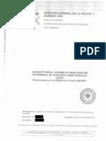 Guardia Civil-Informe de Investigación Patrimonial-Jaime González Cejas