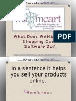 WAHMCart Review