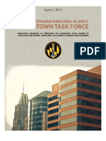 Task Force for Baltimore Office Vacancy