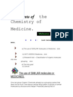 Secrets of the Chemistry of Medicine