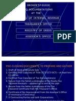DOCUMENTATIONS PRESENTATION[1]