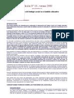 MARGEN - Revista de Trabajo Social - 2000