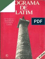 Programa de Latim Pe. Julio Comba (1)