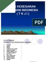 Tes Kesegaran Jasmani Indonesia