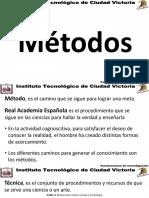 05 métodos