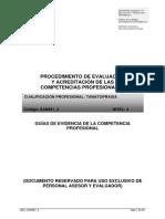 Guia de Evidencia San491 3