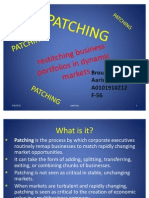 Patching ppt