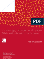 Knowledge, Networks and Nations_Global Scientific Collaboration in the 21st Century