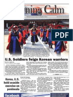 Morning Calm Korea Weekly, April 1, 2011