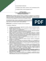 FACULTADES DE LA H. ASAMBLEA