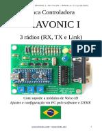 Bravonic 1 Manual Do Usuario Placa Controladora Repetidora v1.6
