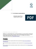 as estruturas matematicas