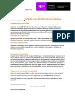 Plantilla de diseño de evidencia procesual HITO 2
