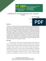 A IMPORTÂNCIA DA CONCEPÇÃO ONTOLÓGICA PARA A TEORIA DO ESTADO