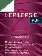 L'EPILEPSIE VV