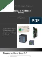 APR 2 - Controladores Lógicos Programáveis