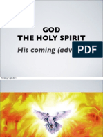 The Coming of Holy Spirit - Chafer, Walvoord