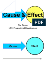 Cause & Effect Academic Writing Presentation