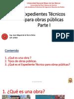 Clase 5 Expediente Tecnico Parte 1